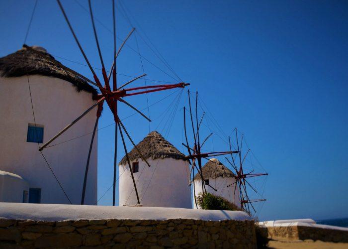 Mikonos, Grčka