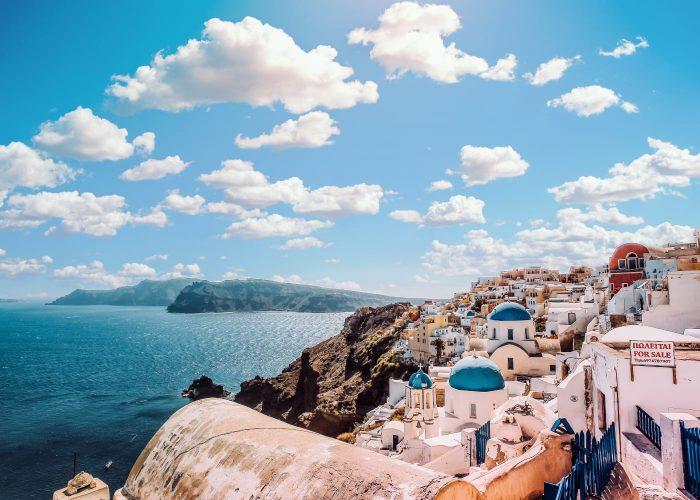 Santorini, Grčka
